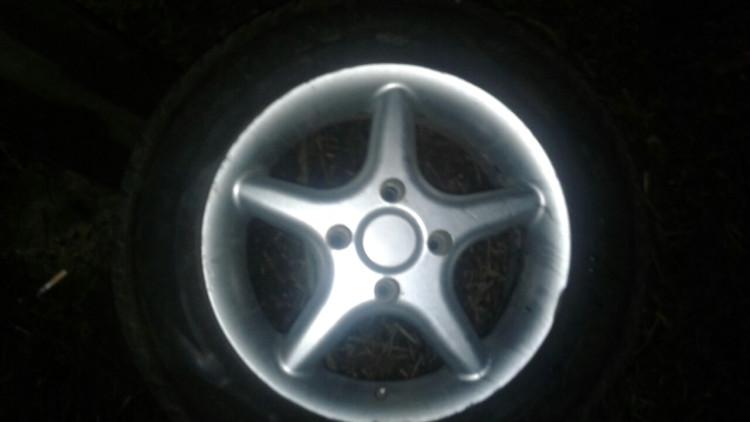 Диски колесные легкосплавные (к-кт) Hyundai Elantra 2006-2011