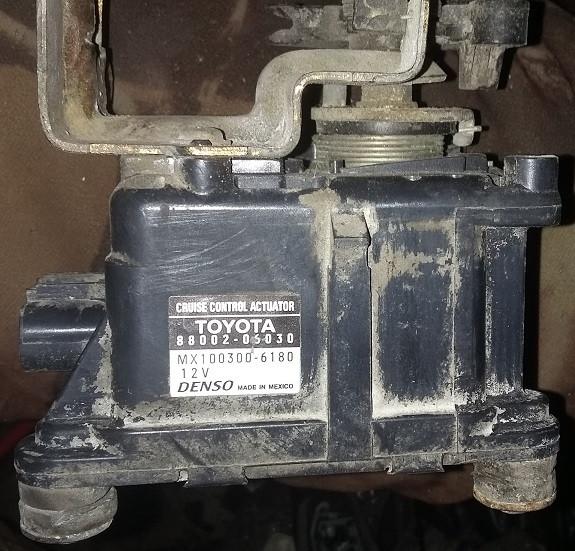 Круиз-Контроль Toyota Camry V20 1996-2001 в ростове-на-дону