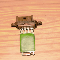 Резистор отопителя Fiat Albea 2002-2012