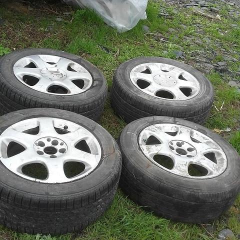 Диски колесные Peugeot 607