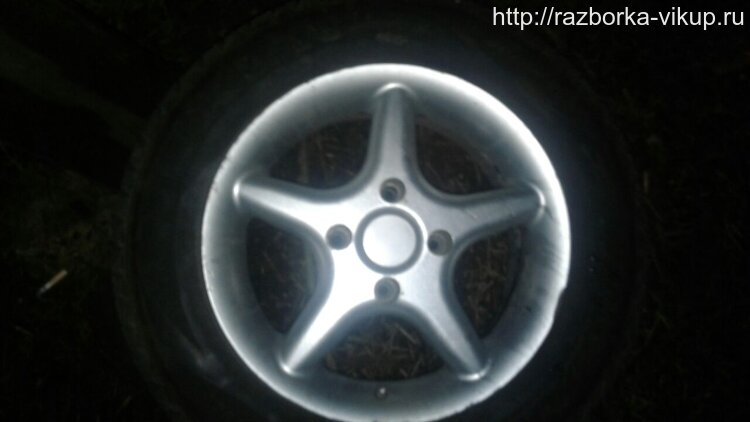Диск колесный легкосплавный Hyndai Elantra 2000-2006