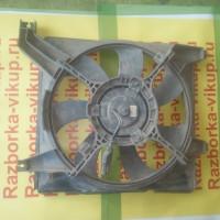 Мотор вентилятора охлаждения радиатора Hyundai Elantra 2000-2006