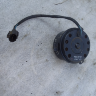 Моторчик вентилятора 96930824 для Chevrolet Lacetti 2003-2013;Renault Fluence 2010-2017