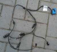Проводка (коса) корпуса отопителя Opel Astra H / Family 2004-2015