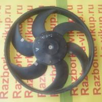 Крыльчатка вентилятора охлаждения для Opel Corsa C 2000-2006