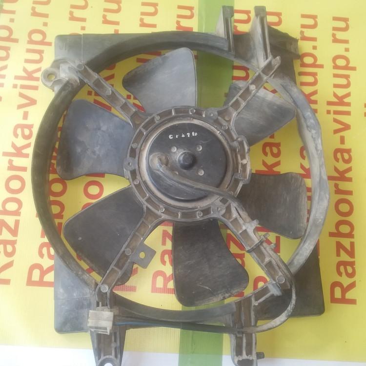 Вентилятор радиатора для Daewoo Matiz (M100/M150)