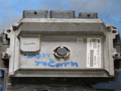 Блок управления двигателем Citroen C-Elysee 2012>