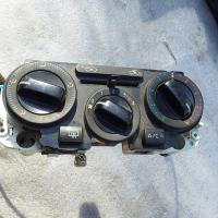 Блок управления отопителем Nissan Note (E11)