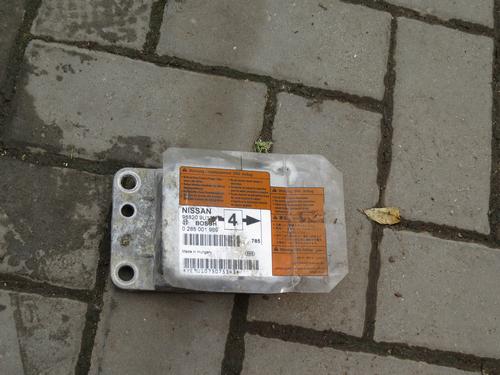 Блок управления AIR BAG Nissan Note (E11) 2006-2013