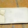 Плафон салонный ЗАДНИЙ F34104200 BYD F3 2006-2013