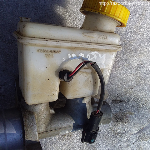 Цилиндр тормозной главный для Chevrolet Lacetti