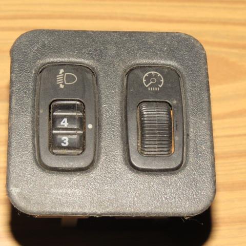 Кнопка корректора фар Chevrolet Lacetti 2003-2013