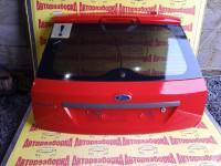 Дверь багажника со стеклом Ford Fiesta 2001-2008