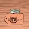 Резистор отопителя Chevrolet Lacetti 2003-2013