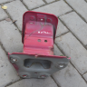 Кронштейн усилителя переднего бампера Nissan Note (E11)