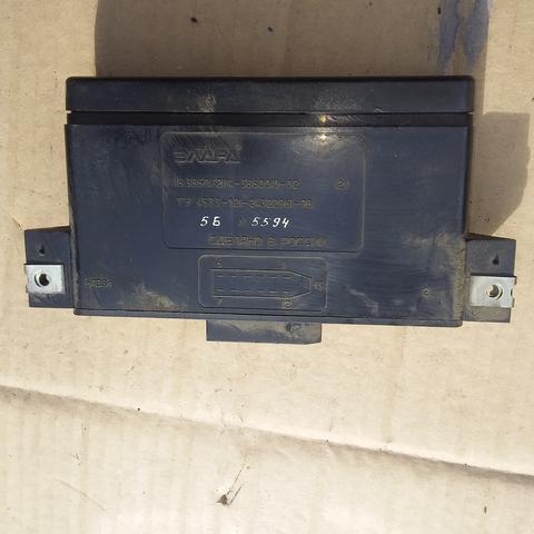 Блок индикации бортовой системы ВАЗ 2114, 2115