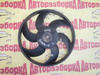Вентилятор охлаждения радиатора Opel Corsa