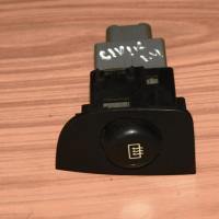 Кнопка обогрева заднего стекла Honda Civic (EJ, EK Sed+3HB) 1995-2001