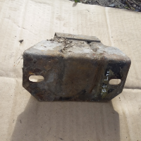 Кронштейн бампера заднего левый ВАЗ 2115