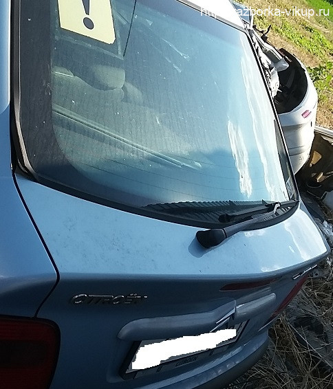 Крышка (дверь) багажника Citroen Xsara 2000-2005 в ростове