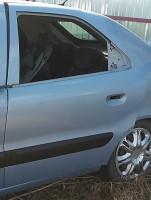 Дверь задняя Citroen Xsara 2000-2005