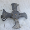 Вентилятор радиатора BYDF31308100 дефект по лопасти BYD F3 2006-2013
