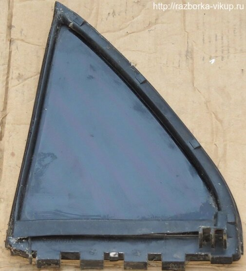 Стекло двери задней BYD F3