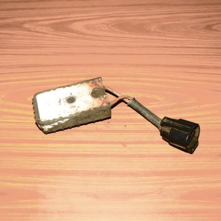 Резистор вентилятора охлаждения Chevrolet Lacetti 2003-2013