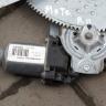Стеклоподъемник электр. задний правый Nissan Note (E11) 2006-2013